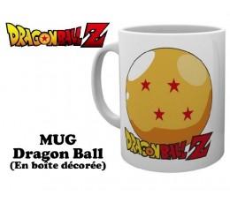 Mug NEUF EN BOITE Dragon Ball Z Boule N° 4