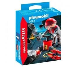 BOITE NEUVE Playmobil 9092 - Special Plus DEMINEUR