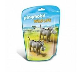 BOITE NEUVE Playmobil 6941 - Phacochères Vie sauvage ANIMAUX