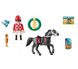 BOITE NEUVE Playmobil 9261 - Jockey Country