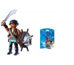 BOITE NEUVE Playmobil 9075 - Playmo Fiends Pirate avec sabre