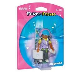 BOITE NEUVE Playmobil 6828 - Multimedia Girl