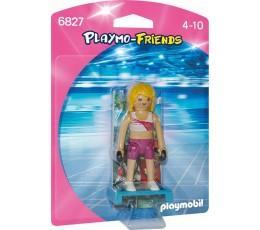 BOITE NEUVE Playmobil 6827 - Friends LA PROF DE FITNESS