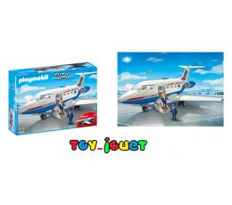 PLAYMOBIL 5395 : City Action - L'avion LE JET