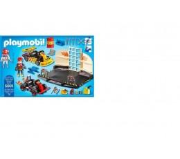 PLAYMOBIL 6869 - Starter Set 'Atelier de karting'