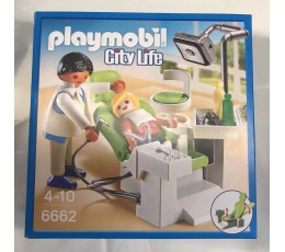 Playmobil 6662 - Cabinet de Dentiste