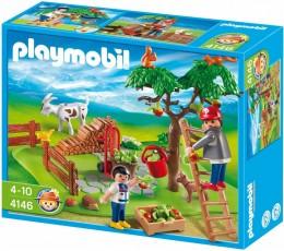 Playmobil 4146 - La Cueillette des pommes