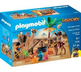 Playmobil 9166 History Tomb Raiders LES PILLEURS DE TOMBES EGYPTE ARCHEOLOGIE